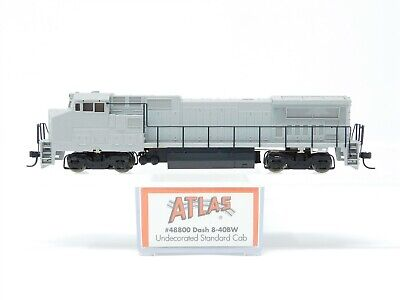 AU116.27 • Buy N Scale Atlas 48800 Undecorated GE Dash 8-40BW Diesel Locomotive No#