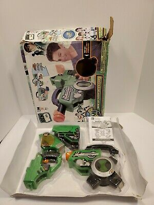 Ben 10 Tech Blaster 5 Toys In 1, New Open Box • 35.74£