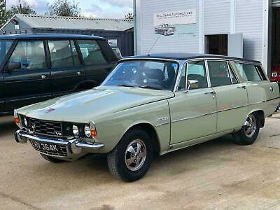 Rover 3500 P6, Estoura Estate Car, Only A Handful Of These Left Now. • 11,950£