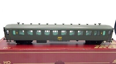 AU49.56 • Buy TRAM FT, Car 2ème Classroom Ocem Of The SNCF Walled Smooth IN Box, Ho, 2220