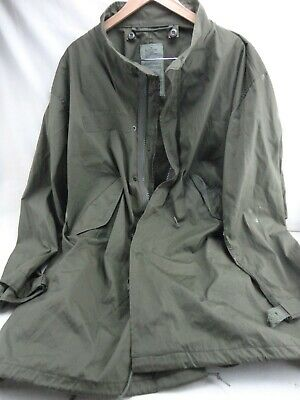 $149.99 • Buy Post Vietnam War M65 US Military Army Fishtail Parka Extreme Cold Weather Large