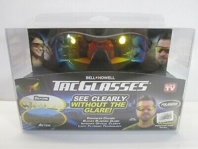 AU20.36 • Buy Bell + Howell Tac Glasses Military Style Sunglasses (Brand New)