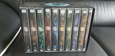 AU120 • Buy The X-Files : The Complete Collectors Edition ALL 9 SEASONS + Bonus Movie PAL