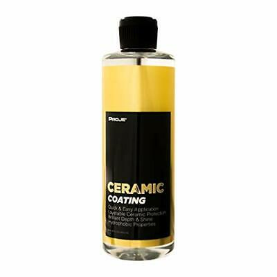 $34.21 • Buy PROJE' Ceramic Coating - Protective Hydrophobic Weatherproof Sealant For Car,New