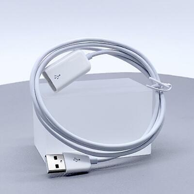 AU9.95 • Buy Usb Extension Cable 1m Usb 2.0 Type A Female To A Male Extension Cable Cord Lead