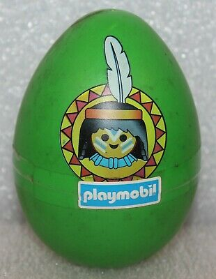 Playmobil 3060 Easter Egg Indian Promotional Figure New/Boxed ( Bnl 2000) • 37.03£