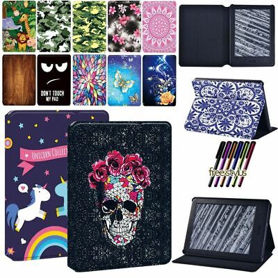 For Amazon Kindle Paperwhite 1/2/3/4 /Kindle 10th 2020 Leather Case Stand Cover • 8.98£