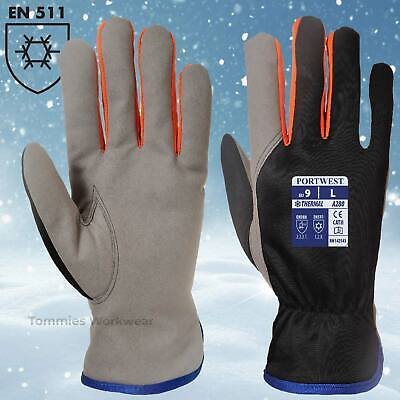 £5.19 • Buy Thermal Gloves Winter Shield Insulation Cold Protection Work Safety Gloves