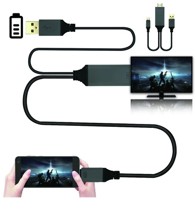 AU21.60 • Buy USB-C 3.1 Type C To HDMI TV HDTV Cable For Samsung Galaxy S8 Note 8 MacBook Pro