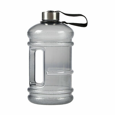 AU11.39 • Buy Anko 2L Sports Drink Bottle With Handle Large Workout Gym Training Bike Camping