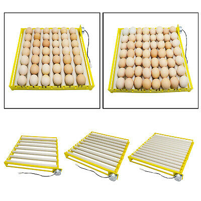 AU29.32 • Buy Egg Incubator Tray Accessories Automatic Egg Roller Household Chicken Duck