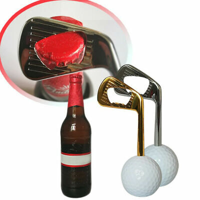 £6.73 • Buy Novelty Golf Ball Beer Bottle Opener Present Gifts Kitchen Bar Table Party Decor