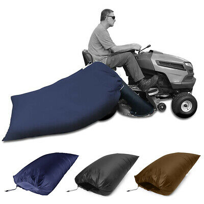 AU37.54 • Buy KQ_ Lawn Tractor Leaf Bag Riding Mower Huge Universal Collection System