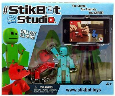 STIKBOT STUDIO Pets Playset - Make An Animation Film ! - Create Your Own Movie ! • 9.90£