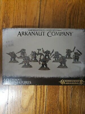 AU55.16 • Buy Games Workshop Warhammer Age Of Sigmar Kharadron Overlords Arkanaut Company  NIB