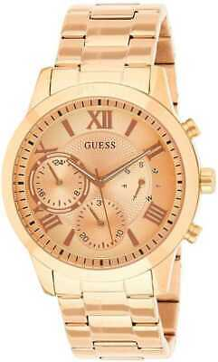 $ CDN107.83 • Buy Guess Women's Solar W1070L3 40mm Silver Dial Stainless Steel Watch