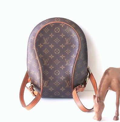AU1264.35 • Buy Auth Louis Vuitton Monogram Ellipse Backpack
