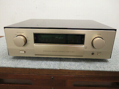 £6246.67 • Buy Accuphase C-2810 Preamplifier Used 2006 JAPAN Audio Music