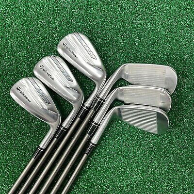 Taylormade P790 Irons / 6-aw / Ust Recoil F2 Senior Graphite Shafts • 599.95£