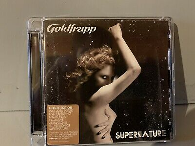 Goldfrapp - Supernature (2005) Deluxe SACD Hybrid With Dvd • 20£