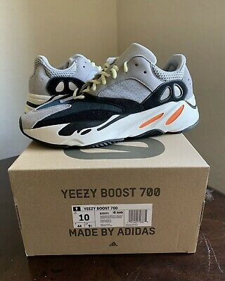 $ CDN829.27 • Buy NEW Adidas Yeezy Boost 700 Wave Runner Solid Grey /Chalk White (B75571) Size 10