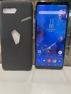 AU669 • Buy ASUS ROG Phone 2 ZS660KL 512GB/12GB Ram Unlocked Good Cond TAX Inv EXPRESS POSTA