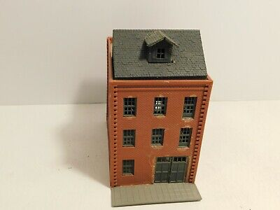 $ CDN9.47 • Buy HO Scale Train Pre-Built 3 Story Warehouse Building