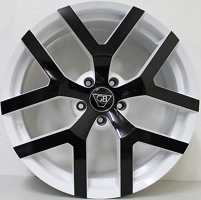 AU1999 • Buy 20 Inch G8 ALLOY WHEELS WHITE/BLACK &  New Tyres VERY  LIMITED STOCK COMMODORE
