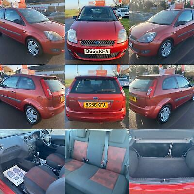 2006 (56) Ford Fiesta 1.25 Zetec Climate ~ 1 Owner ~ Full Service History  • 2,499£
