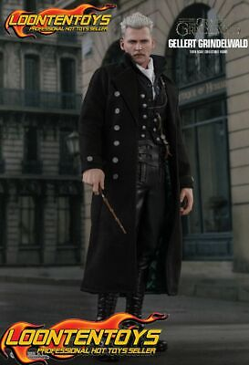 $ CDN288.99 • Buy Hot Toys 1/6 MMS513 Fantastic Beasts The Crimes Of Grindelwald Grindelwald READY