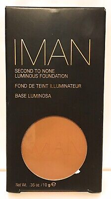 Iman Second To None Luminous Foundation Clay 4 - .35oz/10g • 10.72£