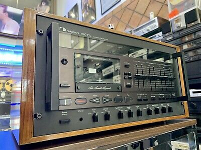 AU16980.82 • Buy Nakamichi 1000ZXL 3 Head Cassette Deck Vintage 1979 The Best Of World Like New