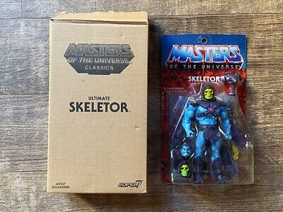 $399.99 • Buy Masters Of The Universe Classics Filmation Skeletor Ultimate Figure Super7