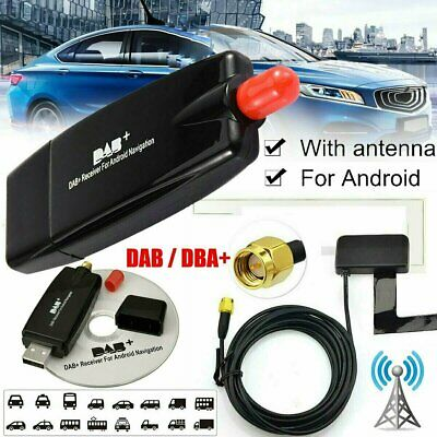 Car USB Digital DAB+ Radio Tuner Receiver For XTRONS Android Stereo Head Unit • 24.79£