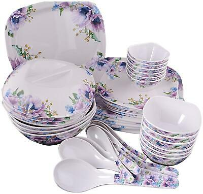 AU75.99 • Buy OSG Beautiful Dinner Set Double Caoted Set Of 40 Pieces : By Gallery-Bka