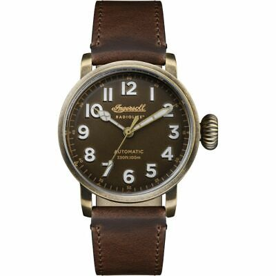 Mens Ingersoll The Linden Automatic Watch I04801 R.R.P £399 • 149.99£