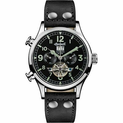 Mens Ingersoll The Armstrong Multifunction Automatic Watch I02102 R.R.P £400 • 149.99£