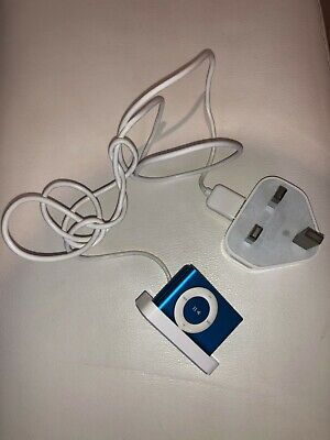 Apple IPod Shuffle 2nd Gen Generation With Dock NEEDS NEW BATTERY • 12.99£