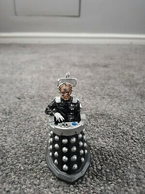 Dr Who Davros Die Cast Figure GY470 • 4.50£