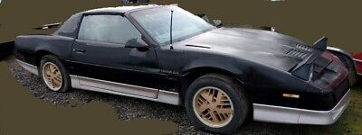 $800 • Buy 1987 Pontiac Firebird Trans Am 5 Speed