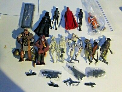 $ CDN48.09 • Buy Star Wars Action Figure Loose Mixed Lot Vintage Collection Clone Wars Droids