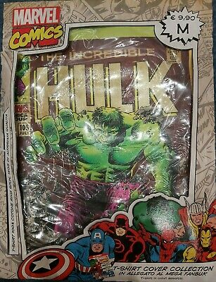 Marvel Official T-Shirt - The Incredible Hulk • 9.99£