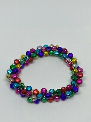 Handmade Jingle Bell Bracelet • 2£
