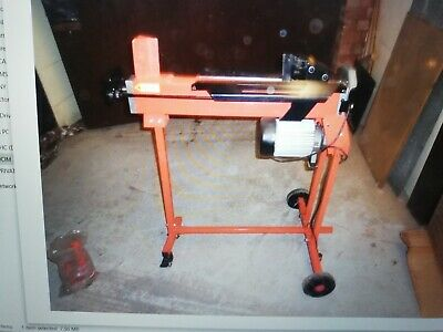 Forest Master Electric Hydraulic Log Splitter Hardly Used Collection Hereford • 280£