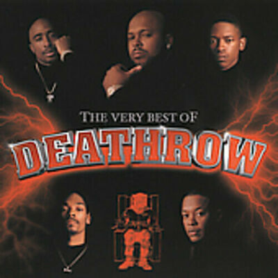 £4.73 • Buy Very Best Of Death Row Records CD***NEW*** RAP Gift Idea - NEW Tupac Etc..