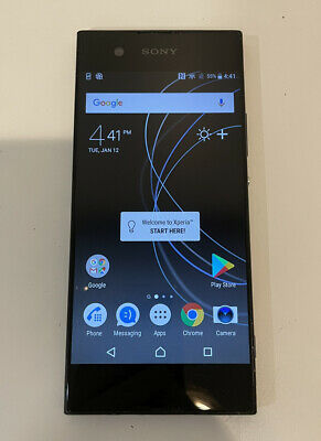 $ CDN102.69 • Buy Sony Xperia XA1 - 32GB - Black (Sprint) Smartphone