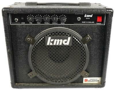 $ CDN38.21 • Buy KMD England GS-18 Electric Guitar Combo Amplifier Amp Project
