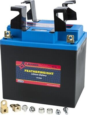 $217.19 • Buy WPS Fire Power HJTX30L-FP-IL Featherweight Lithium ATV Battery #HJTX30L-FP-IL