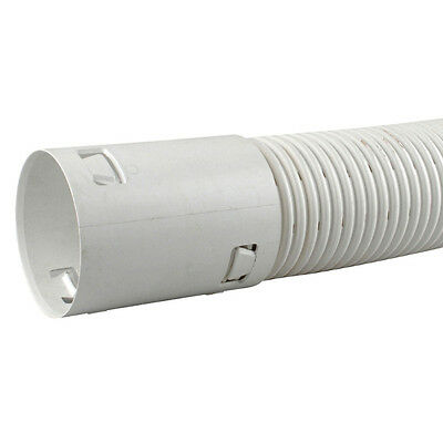 160mm X 45mtr Coil Perforated Land Drain Pipe • 195£