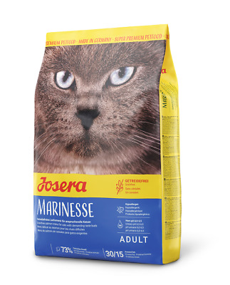 21kg Josera Marinesse Dry Cat Food   READ LISTING PLEASE • 50£